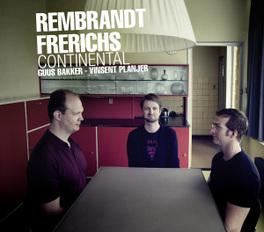 CONTINENTAL REMBRANDT FRERICHS, CD