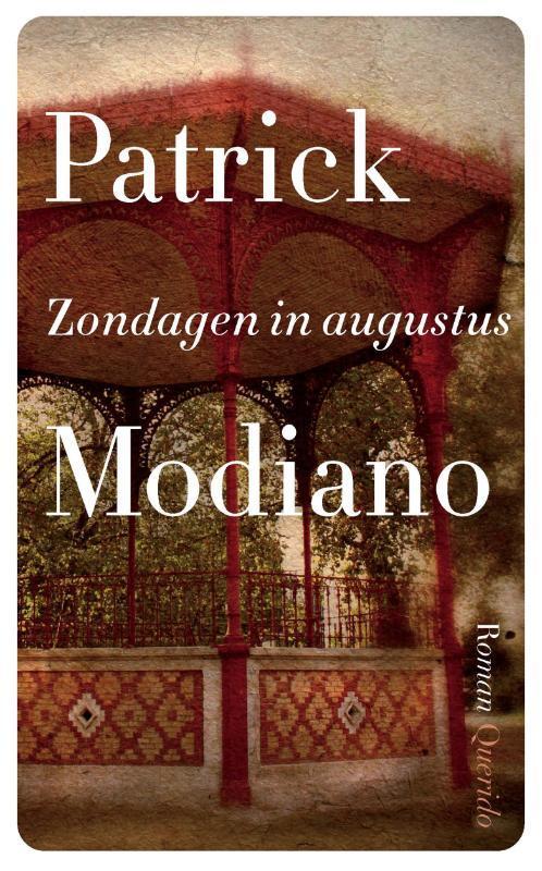 Zondagen in augustus Patrick Modiano, Paperback