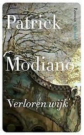 Verloren wijk Patrick Modiano, Paperback
