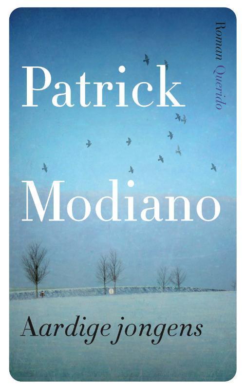 Aardige jongens Modiano, Patrick, Paperback