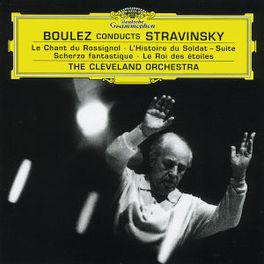 HISTOIRE DU SOLDAT/SUITE CLEVELAND CHORUS & ORCH. Audio CD, I. STRAVINSKY, CD