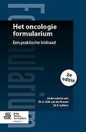 Het oncologie formularium een praktische leidraad, HOEVEN  J., Paperback