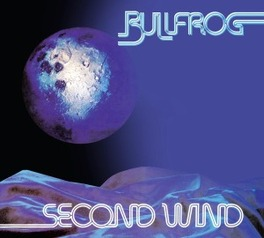 SECOND WIND BULLFROG, CD