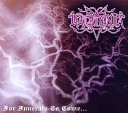 FOR FUNERALS TO COME.. CLASSIC & HIGHLY-RARE PIECE OF DOOM/DEATH METAL KATATONIA, CD