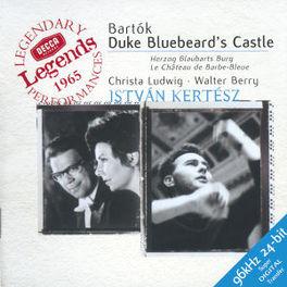 BLUEBEARD'S CASTLE W/LUDWIG, BERRY, LONDON S.O. Audio CD, B. BARTOK, CD
