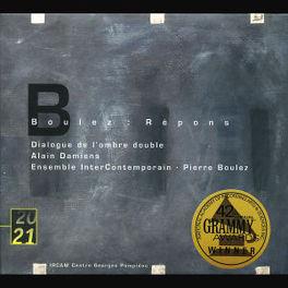 REPONS W/ALAIN DAMIENS, ENSEMBLE INTERCONTEMPORAIN, PIERRE BOU Audio CD, P. BOULEZ, CD