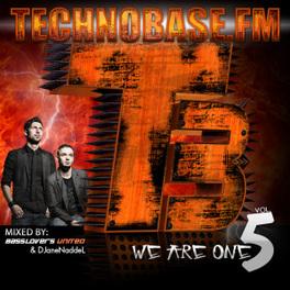TECHNOBASE.FM VOL.5 .. CLUBINVASION - WE ARE ONE V/A, CD