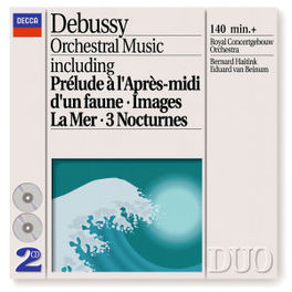 ORCHESTRAL MUSIC KON.CONCERTGEB.ORCH./HAITINK/BEINUM Audio CD, C. DEBUSSY, CD