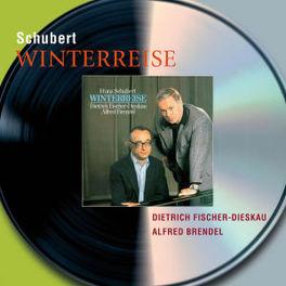 DIE WINTERREISE W/FISCHER-DIESKAU, ALFRED BRENDEL Audio CD, F. SCHUBERT, CD