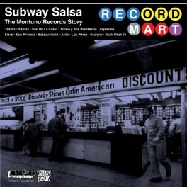 SUBWAY SALSA THE MONTUNO RECORDS STORY V/A, Vinyl LP