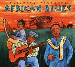 AFRICAN BLUES PUTUMAYO PRESENTS V/A, CD