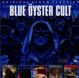 ORIGINAL ALBUM CLASSICS ON YOUR FEET./SOME ENCHANT./CULTOSAUR./FIRE OF./REVOLU. BLUE OYSTER CULT, CD