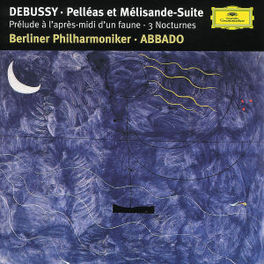 NOCTURNES/PELLEAS ET.. BERLINER PHIL./CLAUDIO ABBADO Audio CD, C. DEBUSSY, CD