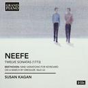 COMPLETE PIANO SONATAS/NI SUSAN KAGAN