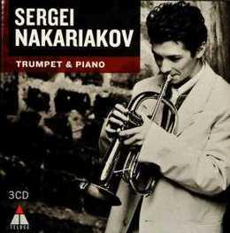 TRUMPET & PIANO SERGEI NAKARIAKOV, CD