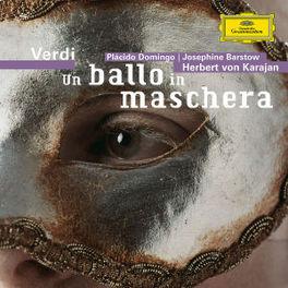 UN BALLO IN MASCHERA WIENER PHILHARMONIKER/HERBERT VON KARAJAN Audio CD, G. VERDI, CD