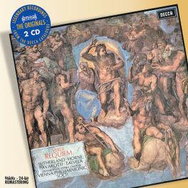 REQUIEM/QUATTRO PEZZI SAC WIENER PHILHARMONIKER/GEORG SOLTI Audio CD, G. VERDI, CD