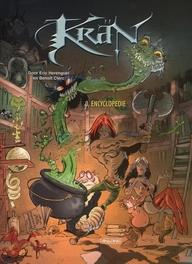 KRAN 00. ENCYCLOPEDIE KRAN, Eric, Hérenguel, Paperback