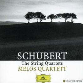 STRING QUARTETS MELOS QUARTETT Audio CD, F. SCHUBERT, CD