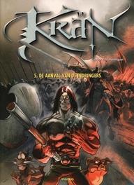 KRAN 05. DE INVAL VAN DE INDRINGERS KRAN, Herenguel, Eric, Paperback