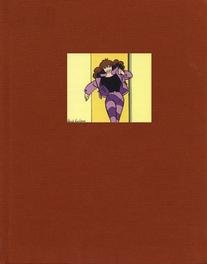 FRANKA LUXE 01. HET MISDAADMUSEUM (LUXE EDITIE) FRANKA LUXE, KUIJPERS, HENK, Hardcover