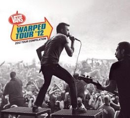 WARPED TOUR 2012 V/A, CD