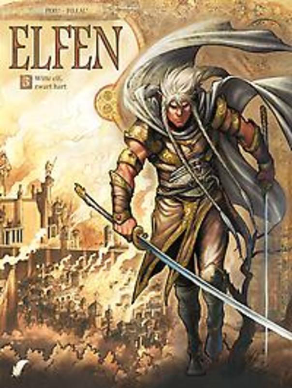 ELFEN 03. WITTE ELF, ZWART HART 3/10 ELFEN, Peru, Olivier, Paperback