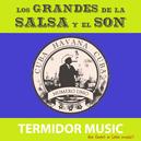 LOS GRANDES DE LA SALSA.....