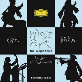 SYMPHONIES -COMPLETE- BERLINER PHILHARMONIKER/KARL BOHM Audio CD, W.A. MOZART, CD