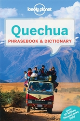 Lonely Planet Quechua...