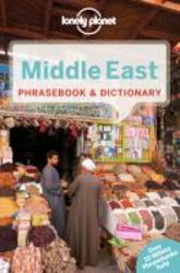 Lonely Planet Middle East...