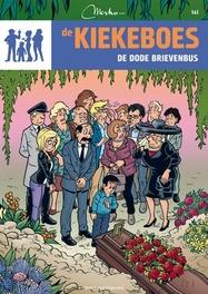 KIEKEBOES DE 141. DE DODE BRIEVENBUS de Kiekeboes, Merho, Paperback