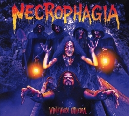 WHITEWORM CATHEDRAL-DIGI- DEATH METAL HORROR NECROPHAGIA, CD