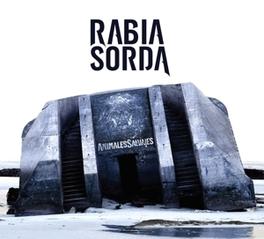ANIMALES SALVAJES -DIGI- RABIA SORDA, CD