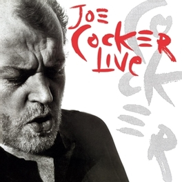 LIVE -HQ/GATEFOLD- 180GR. AUDIOPHILE VINYL JOE COCKER, Vinyl LP
