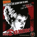 ANOTHER LIVE ALBUM FROM.. .. THE DAMNED // LIVE @ THE MANCHESTER ACADEMY 2010
