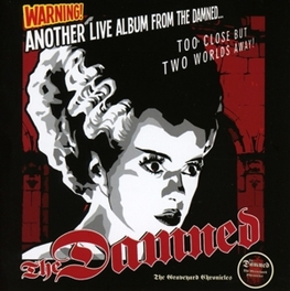 ANOTHER LIVE ALBUM FROM.. .. THE DAMNED // LIVE @ THE MANCHESTER ACADEMY 2010 DAMNED, CD