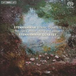 STRING QUARTETS STENHAMMAR QUARTET W. STENHAMMAR, CD