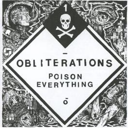 POISON EVERYTHING OBLITERATIONS, CD