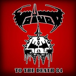TO THE DEATH 84 CULT 1984 DEMOS ONTO DISC! VOIVOD, CD