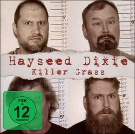 KILLER GRASS -CD+DVD- Audio CD, HAYSEED DIXIE, CD