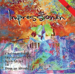 IMPRESSIONEN CHRISTIAN DOMKE, CD