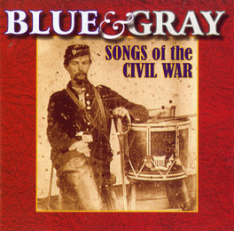 BLUE & GRAY V/A, CD