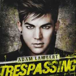 TRESPASSING -DELUXE- FT. NILE RODGERS & SAM SPARRO ADAM LAMBERT, CD