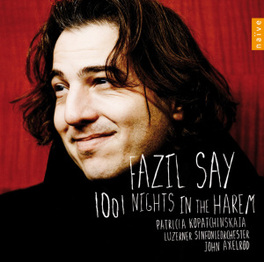 1001 NIGHTS IN THE HAREM Audio CD, FAZIL SAY, CD