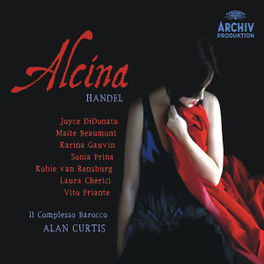 ALCINA JOYCE DIDONATO Audio CD, G.F. HANDEL, CD