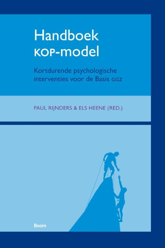 KOP-model Handboek  kortdurende interventies voor de basis-ggz, Paperback