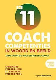 De 11 coachcompetenties in woord en beeld gids voor de professionele coach, Van der Pool, Marianne, Paperback