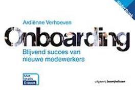 Onboarding blijvend succes van nieuwe medewerkers, Verhoeven, Ardiënne, Paperback
