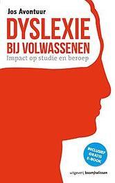 Dyslexie bij volwassenen impact op studie en beroep, Avontuur, Jos, Paperback